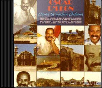 Oscar d Leon - Canta la Musica Cubana 1990