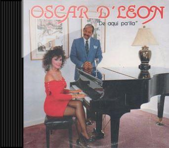 Oscar d Leon - De Aqui Pa Lla 1988