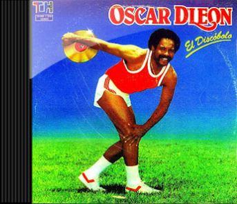 Oscar d Leon - Discobolo 1982