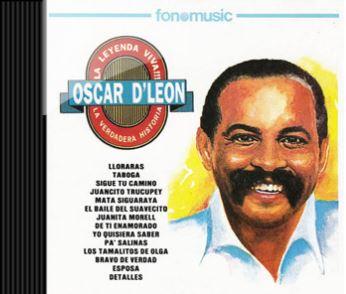 Oscar d Leon - Leyenda Viva 1992