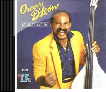 Oscar d Leon - Salsa Soy Yo 1987