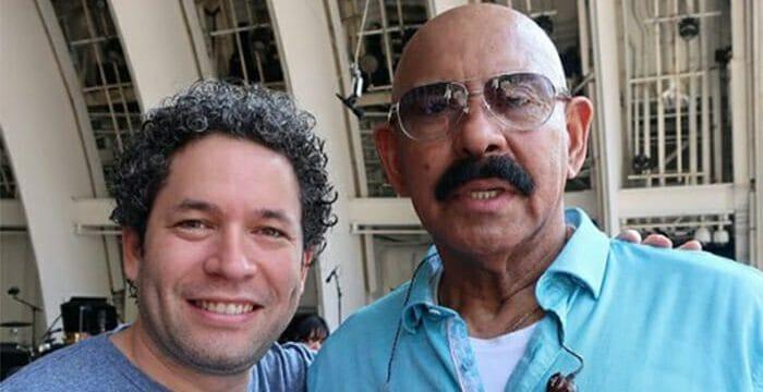 Oscar D' León se presenta junto a Gustavo Dudamel en el Hollywood Bowl #19Ago